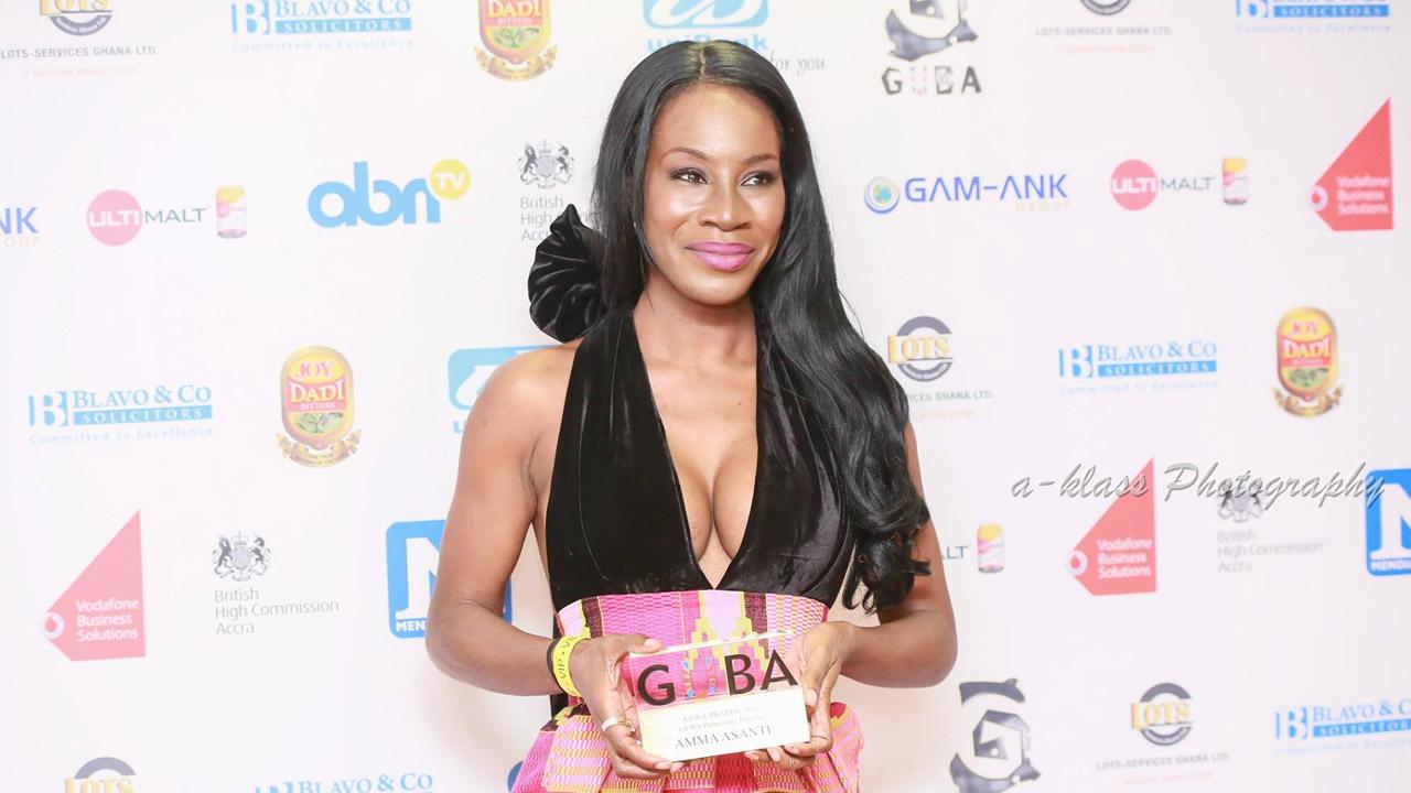 Asante receives Pioneering Director honour at 2015 GUBA awards