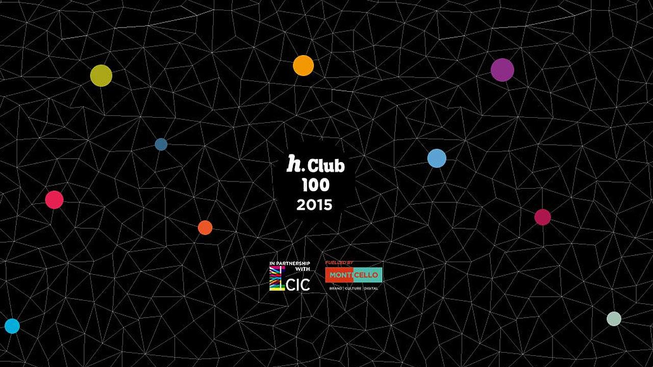 h.club 100 2015