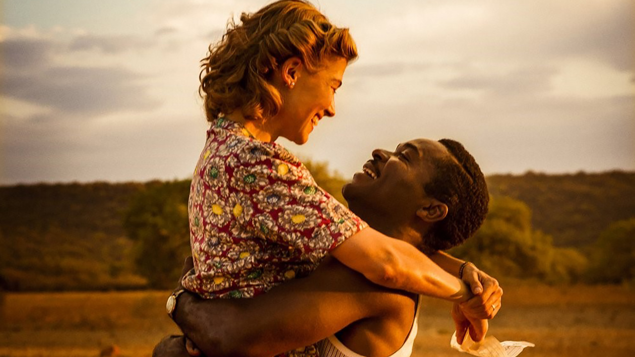 Rosamund Pike and David Oyelowo – A UNITED KINGDOM