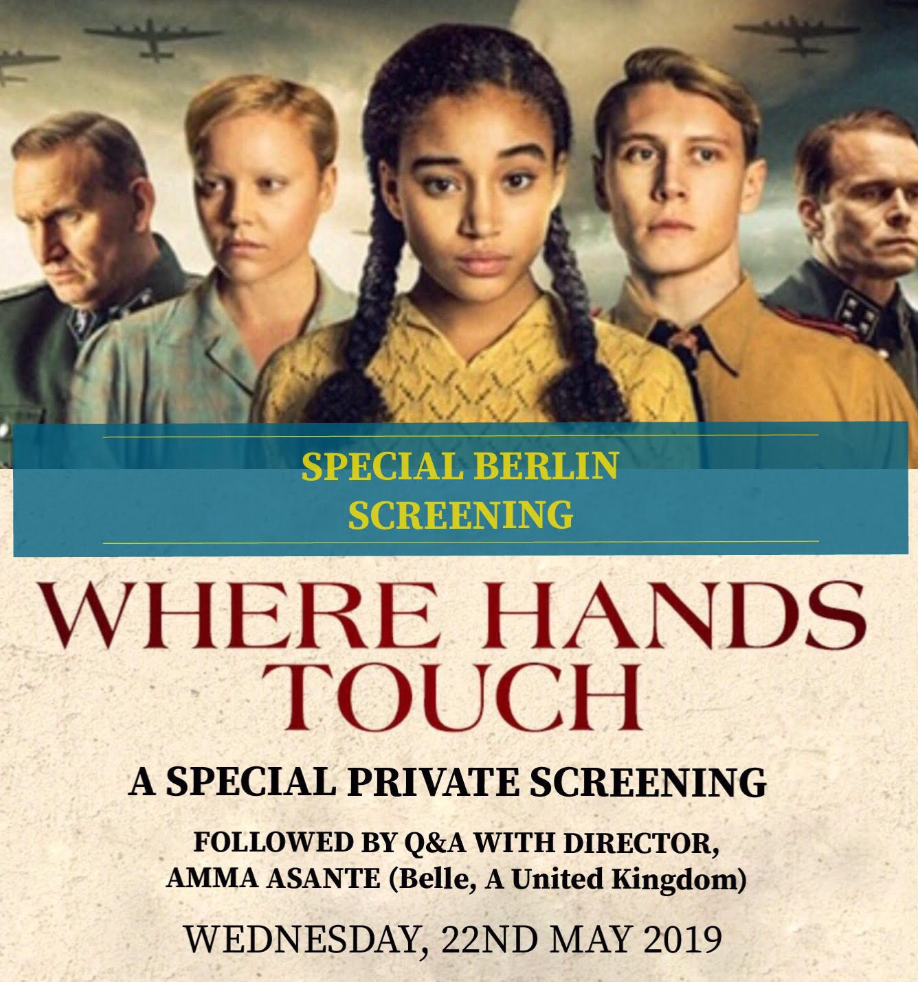 Where Hands Touch - Special Berlin Screening
