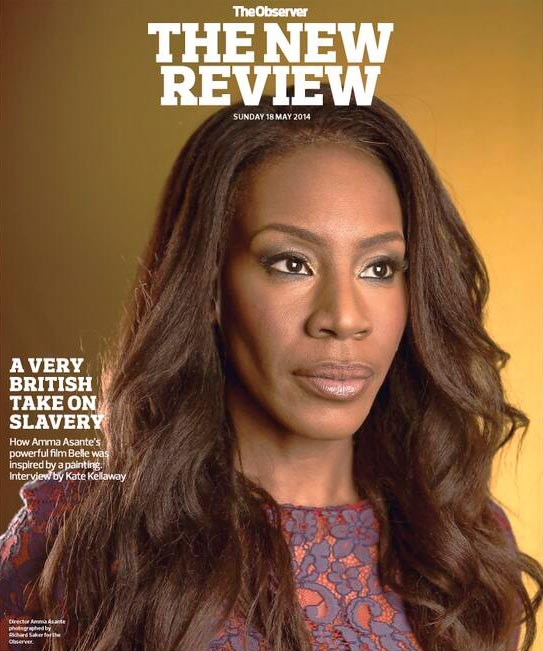 Amma Asante The Observer Sunday May 2014